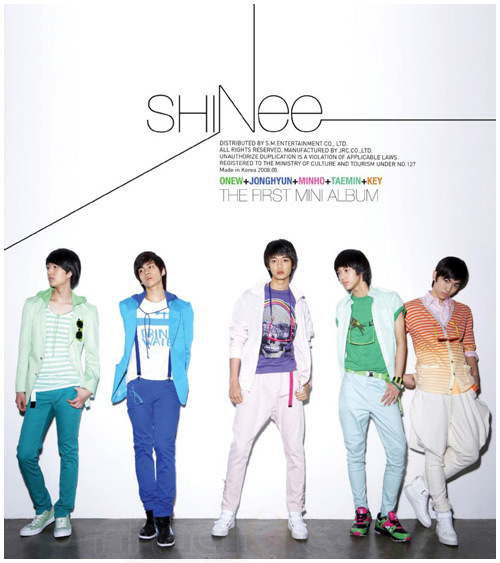 shinee_replay_first_mini_album_cd